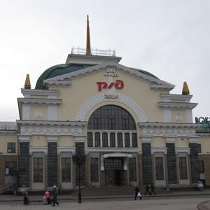 Железнодорожные вокзалы Арбагара